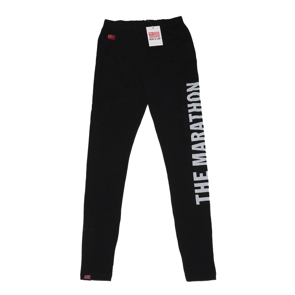 Marathon Leggings - Black/3M