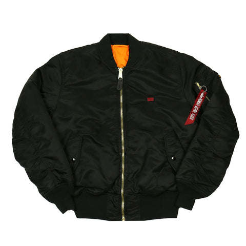 TMC Bomber Jacket - Black