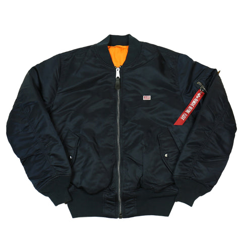 TMC Bomber Jacket - Navy