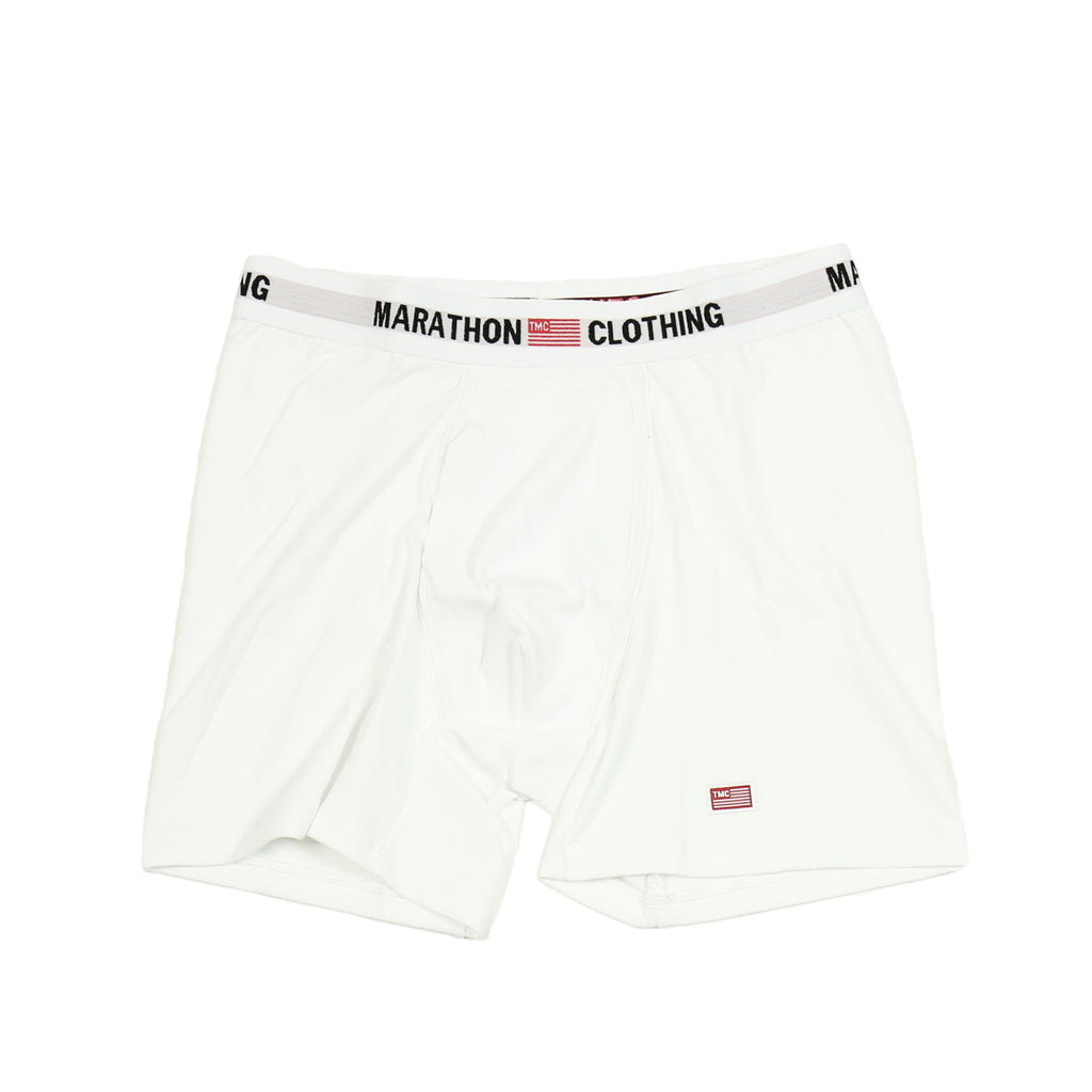 TMC Boxer Briefs - White