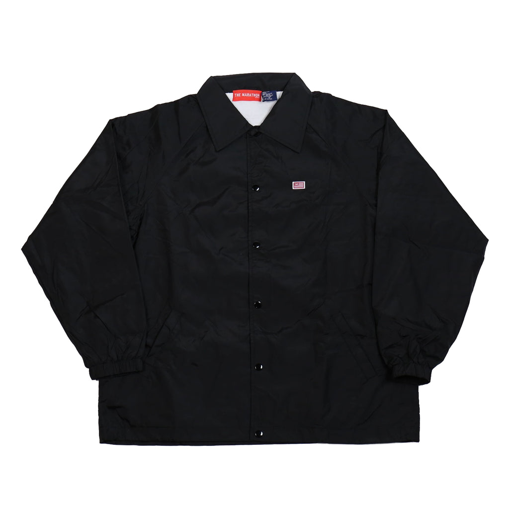 TMC Coach Jacket - Black