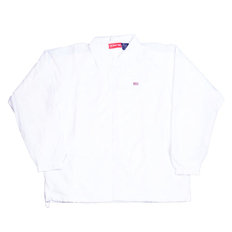 TMC Coach Jacket - White
