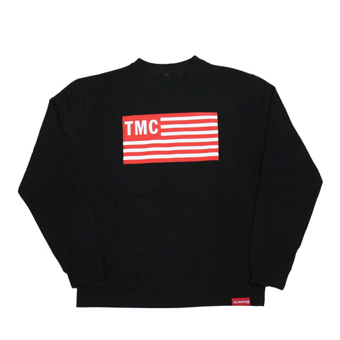 TMC Flag Sweatshirt - Black