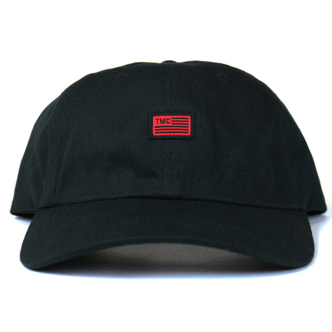 TMC Flag Dad Hat - Black