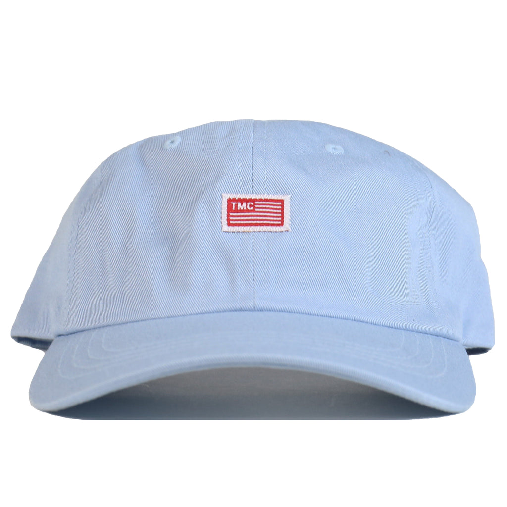 TMC Flag Dad Hat - Light Blue