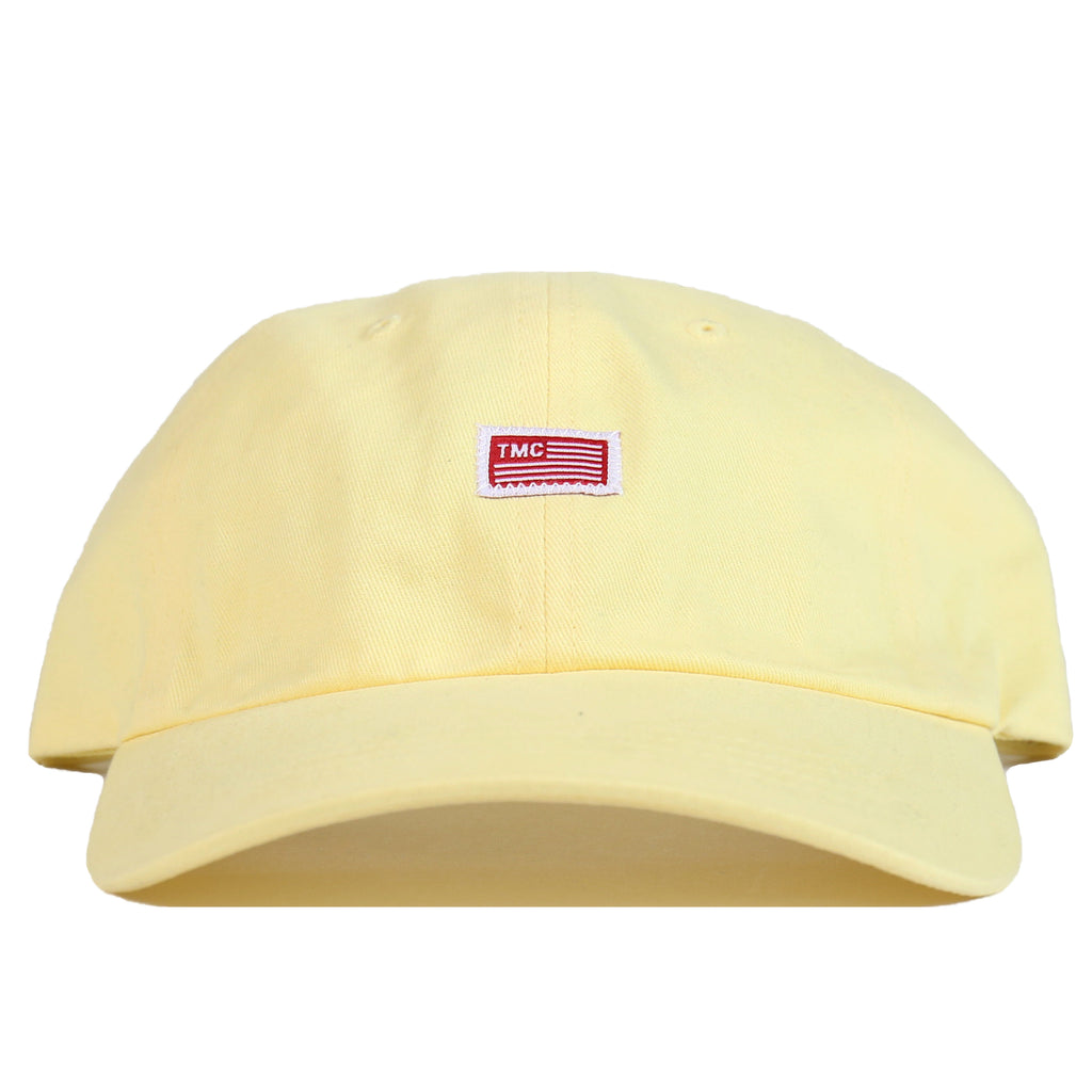 TMC Flag Dad Hat - Yellow