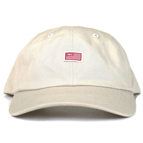 TMC Flag Dad Hat - Tan