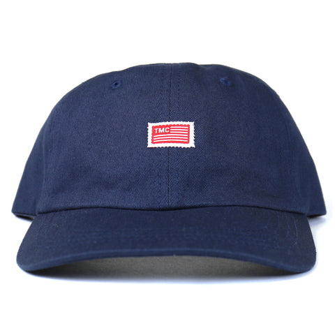 TMC Flag Dad Hat - Navy