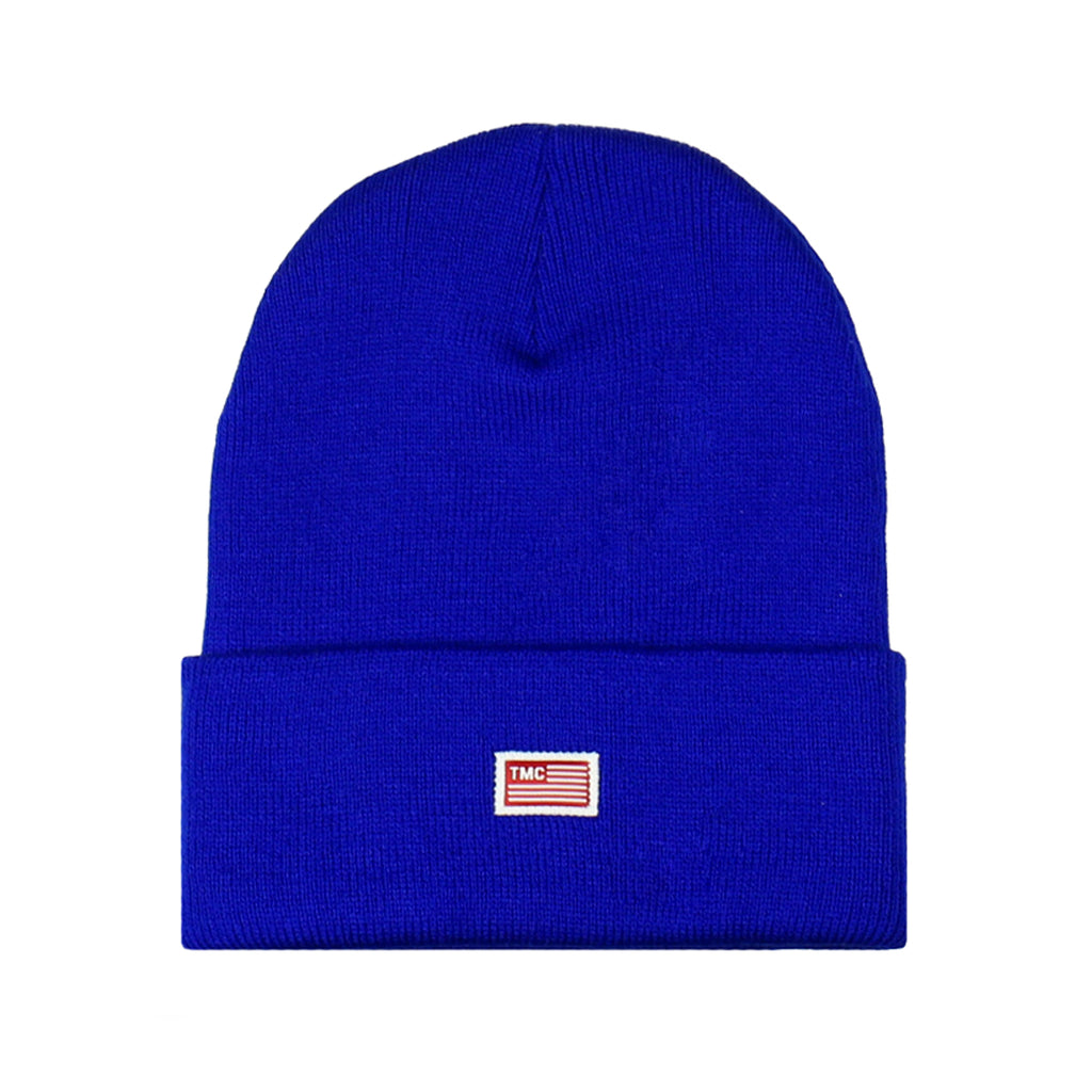 TMC Flag Beanie - Royal