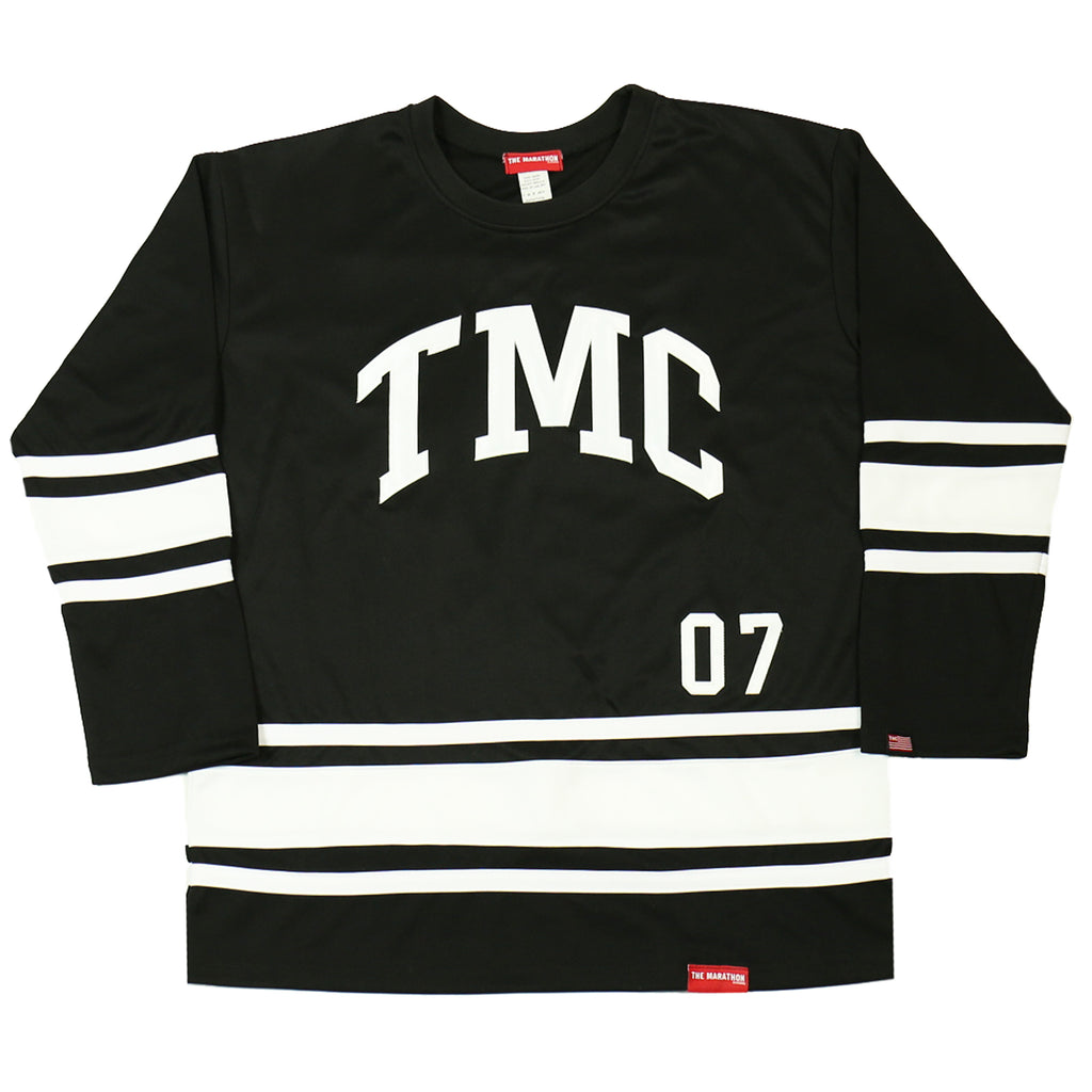 TMC Hockey Jersey - Black