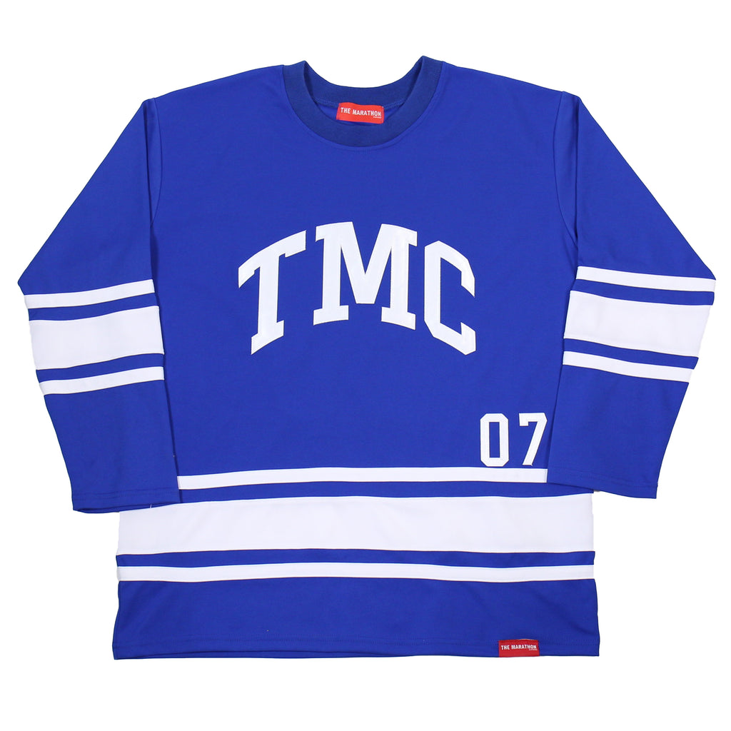 TMC Hockey Jersey - Blue