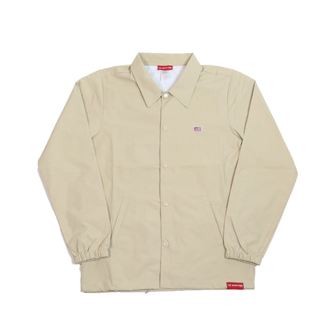 TMC Waterproof Jacket - Tan