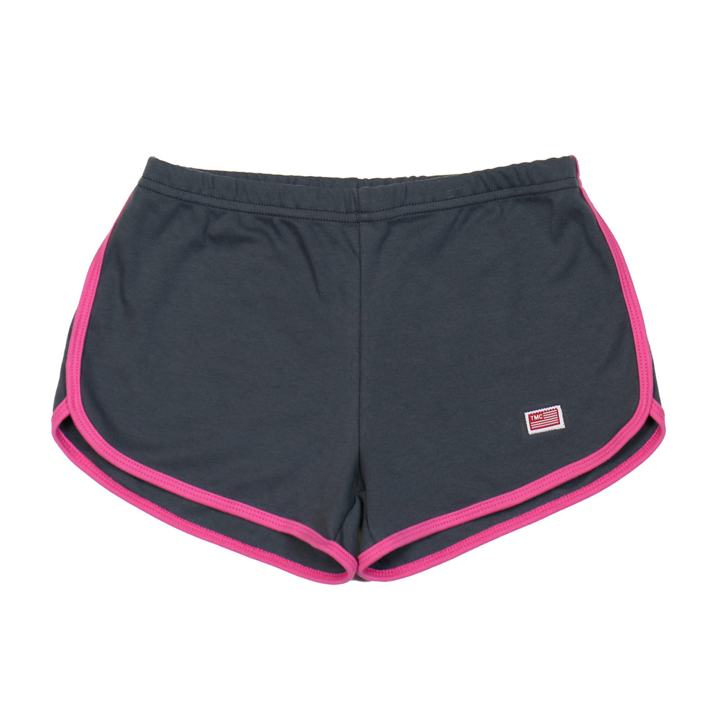 TMC Shorts - Gray/Pink [Women]