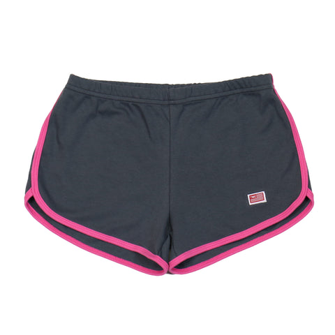 TMC Shorts - Gray/Pink
