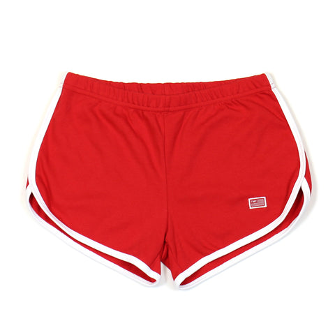 TMC Shorts - Red/White