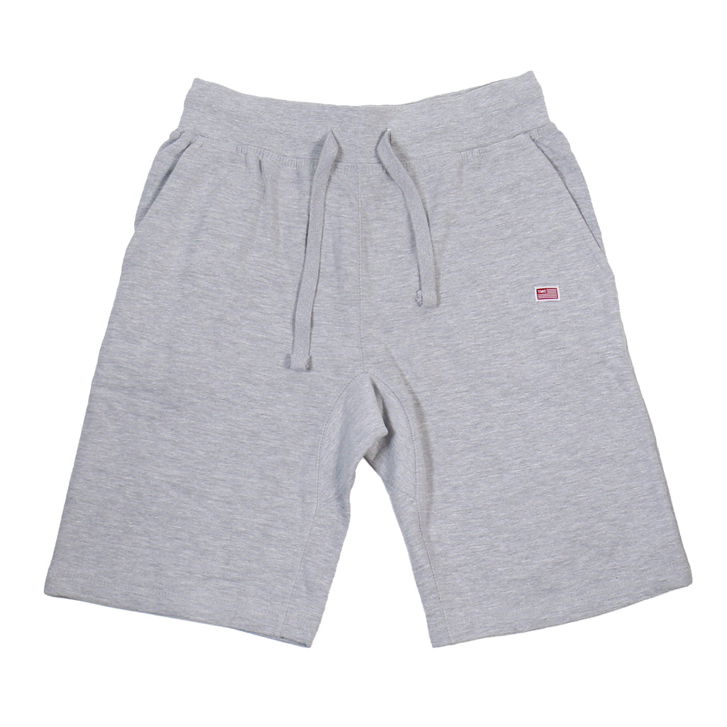 TMC Flag Sweat Shorts - Gray