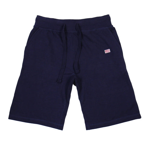 TMC Flag Sweat Shorts - Navy