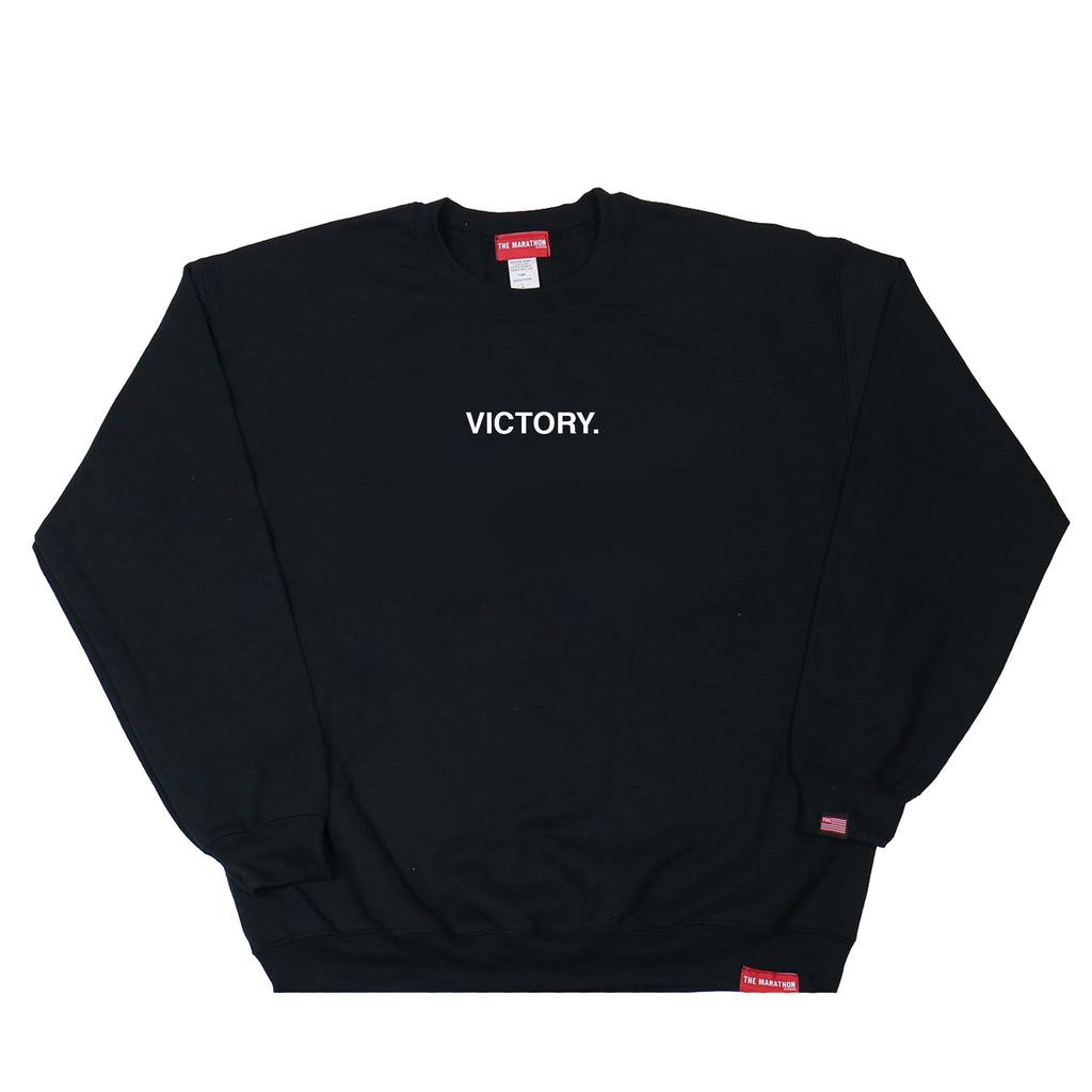 Victory Sweatshirt - Black