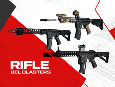 Rifle Gel Blasters Australia