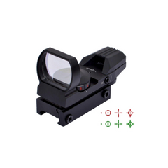 Add Metal Reflex Red Dot Sight