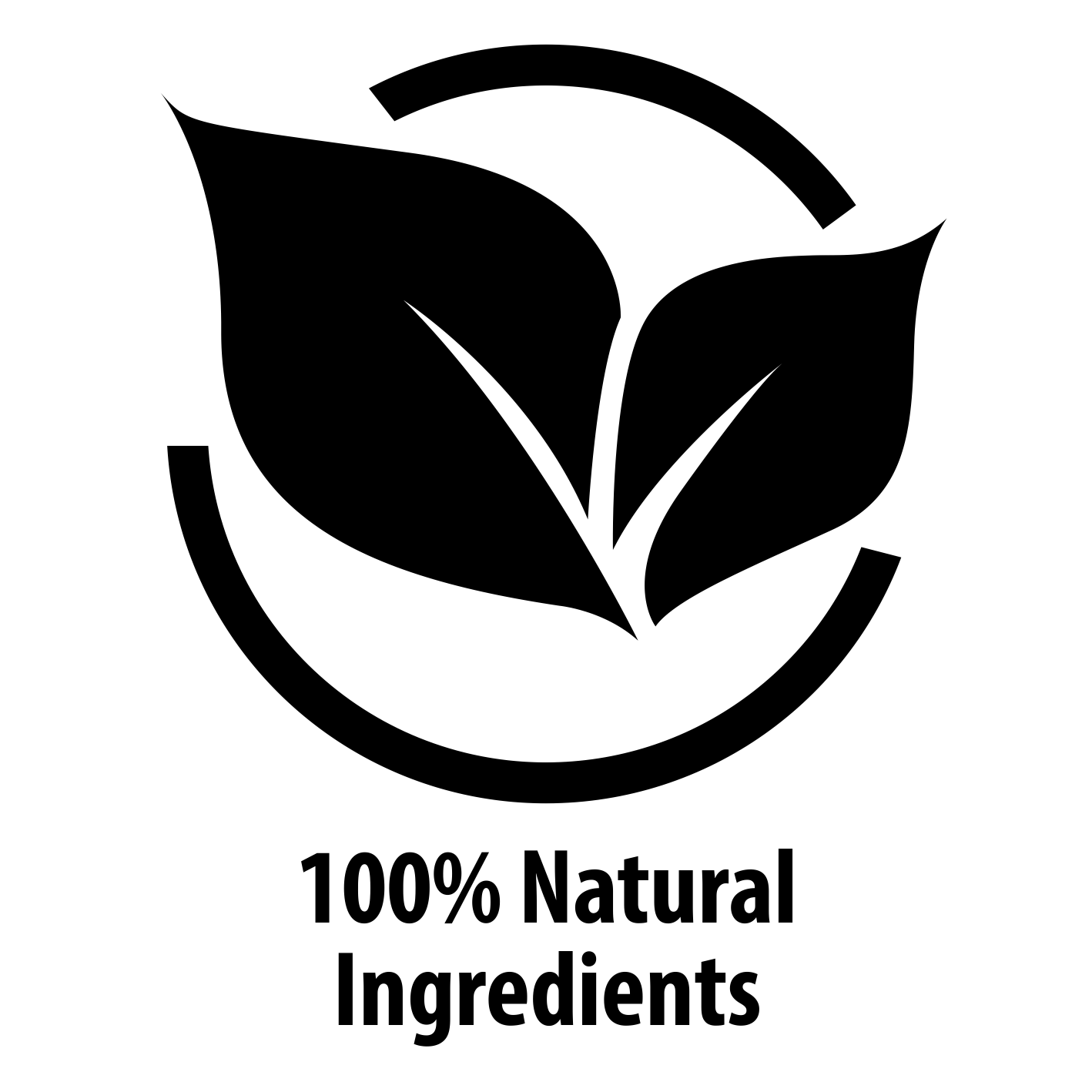 100% Natural Ingredients