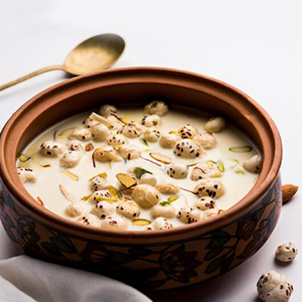 Makhana Pudding