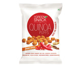 Quinoa Puff - Fiery Spice (50gm) (Up to 15% OFF on Pack of 8)