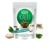 Kale Crisps - Sea Salt & Vinegar (30gm) (Up to 15% OFF on Pack of 3)