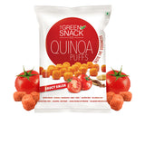 Quinoa Puff - Saucy Salsa (50gm) (Up to 15% OFF on Pack of 8)