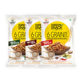 Six Grain Stix - Assorted (Up to 15% OFF on Pack of 6)
