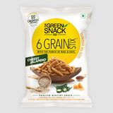 Six Grain Stix - Cheesy Jalapeno (85gm)