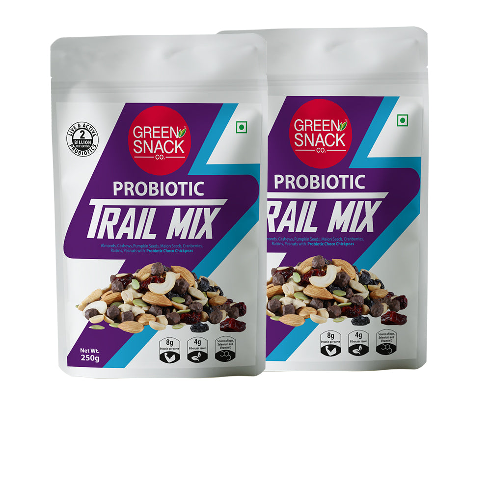 Nuts & Seeds - Probiotic Mix (250gm) (Up to 15% OFF on Pack of 2)