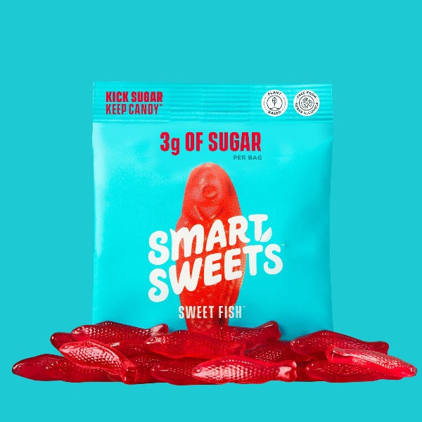 smartsweets - gummy sweet fish