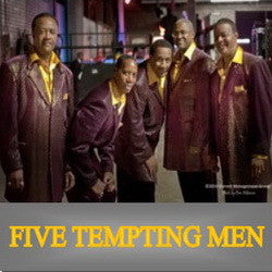 Five Tempting Men