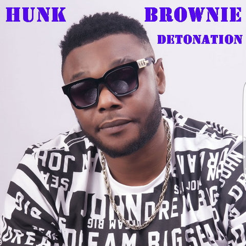 Hunk Brownie, Detonation