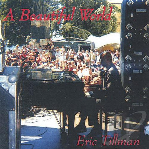 Eric Tillman - A Beautiful World - T25CL