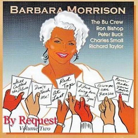 Barbara Morrison - By Request (Volume Two) - T25CL