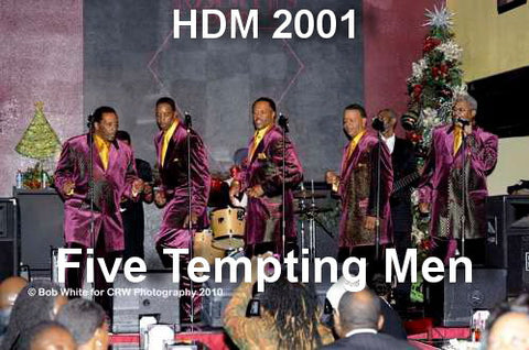 Five Tempting Men - HDM 2001 - T25CL