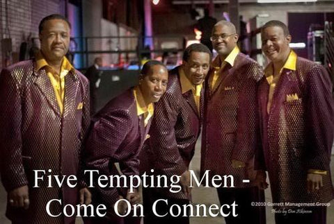 Five Tempting Men - Come On Connect - T25CL