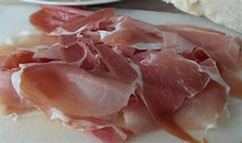 Load image into Gallery viewer, *Marbled Pastured Pork - Ham Thin Sliced - Minimum 250gram Pack