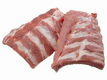 Load image into Gallery viewer, *Marbled Pastured Pork Ribs~$15.99/Kg