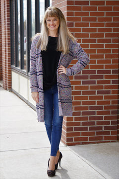 Speckled With Love Cardigan