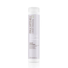 Lade das Bild in den Galerie-Viewer, Paul Mitchell  CLEAN BEAUTY Repair Trio Shampoo 300ml