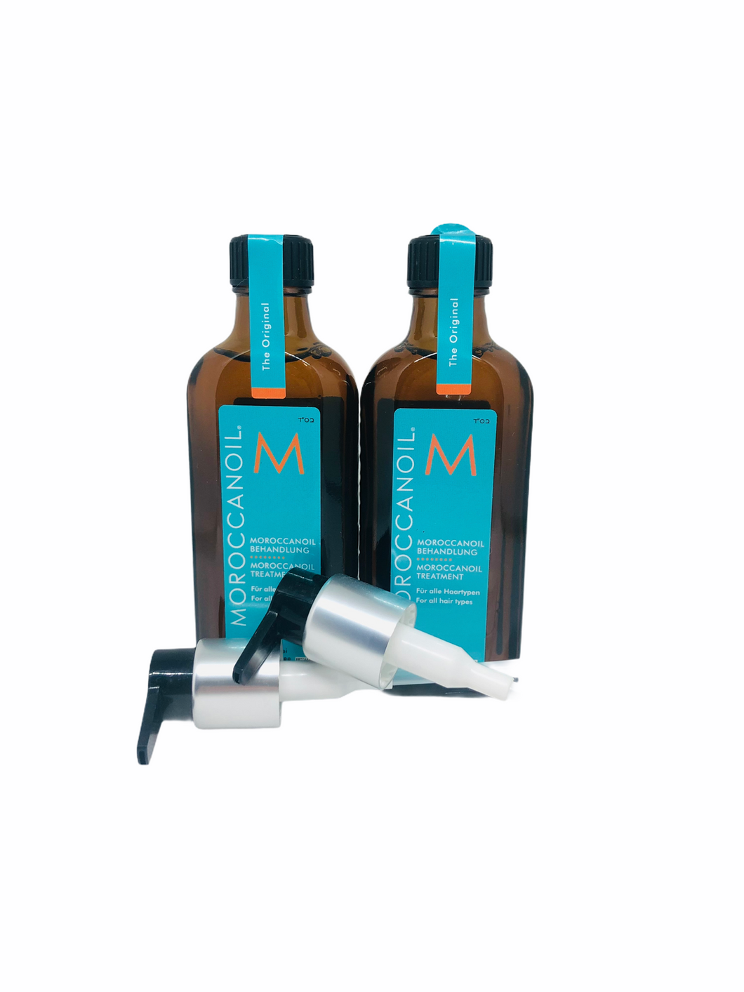 Moroccanoil Treatment 2 X 100 ml Mit Pumpe