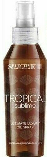 Selective Professional Tropical Sublime - Oil Spray 100 ml