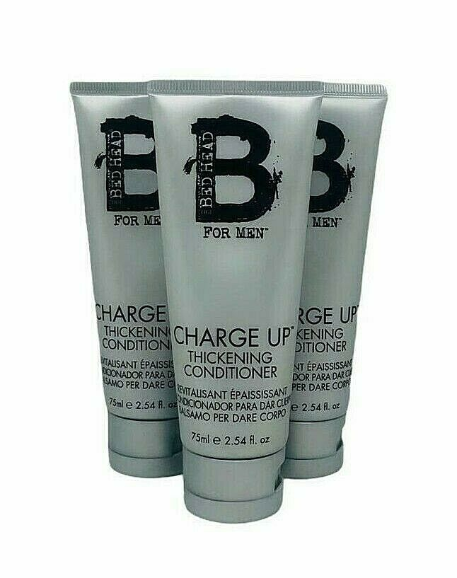 Tigi Bed Head for Men Charge Up Conditioner 3x75 ml