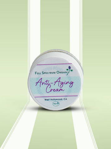Anti-Aging Cream | Full Spectrum Organix