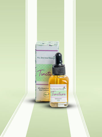 Fur-iendly Care Tinctures - 250mg, 500mg, 1000mg