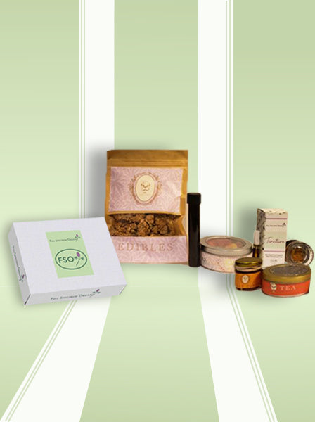 Cloud 420 Gift Set