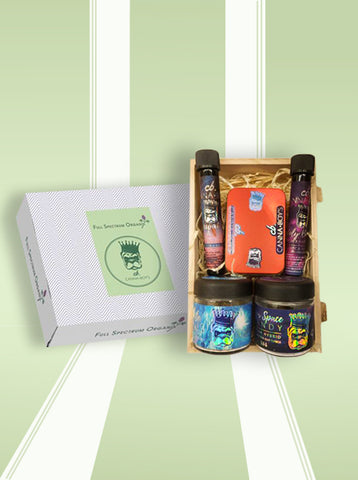 """Smoke-King"" Gift Set"